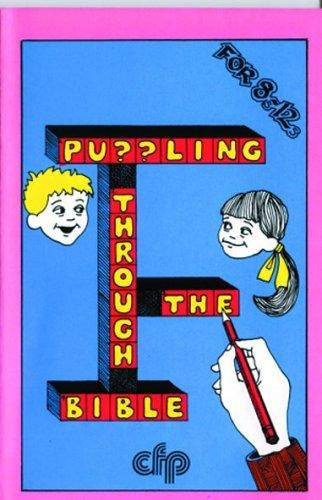 Puzzling Through The Bible (Paperback)