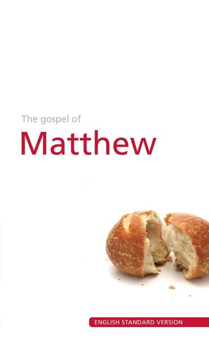 Gospel of Matthew, The ESV (Paperback)