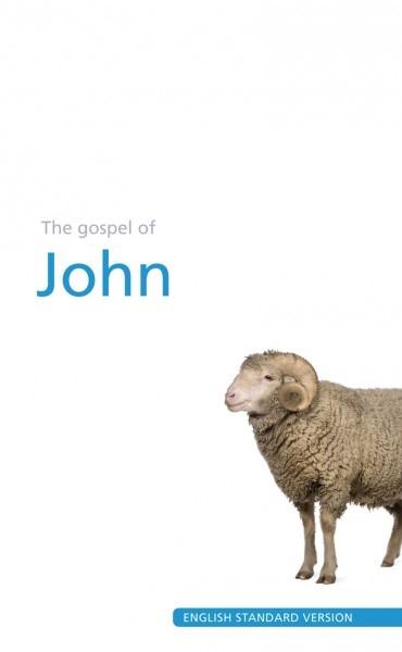 Gospel of John, The ESV (Paperback)