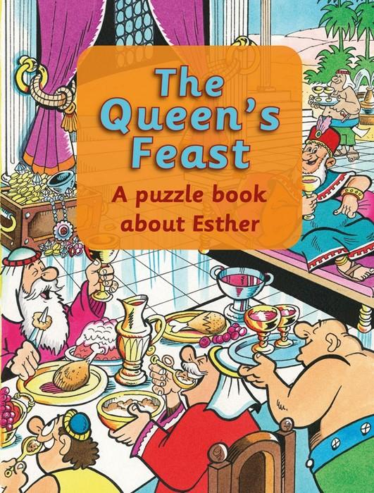 The Queen's Feast (Paperback)