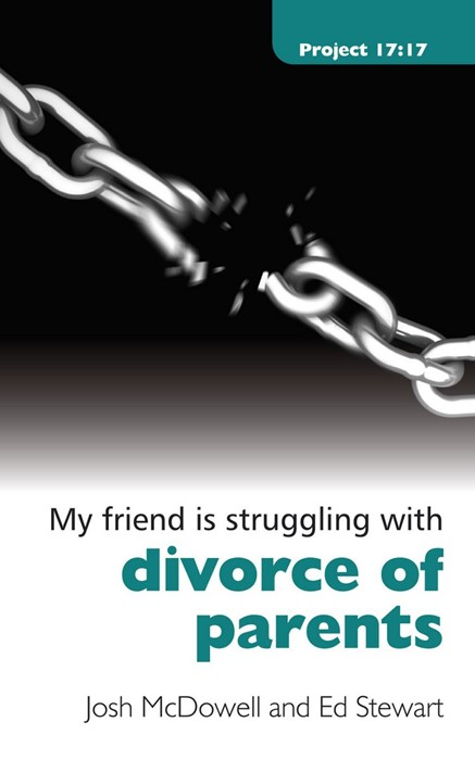 Struggling With Divorce Of Parents (Paperback)