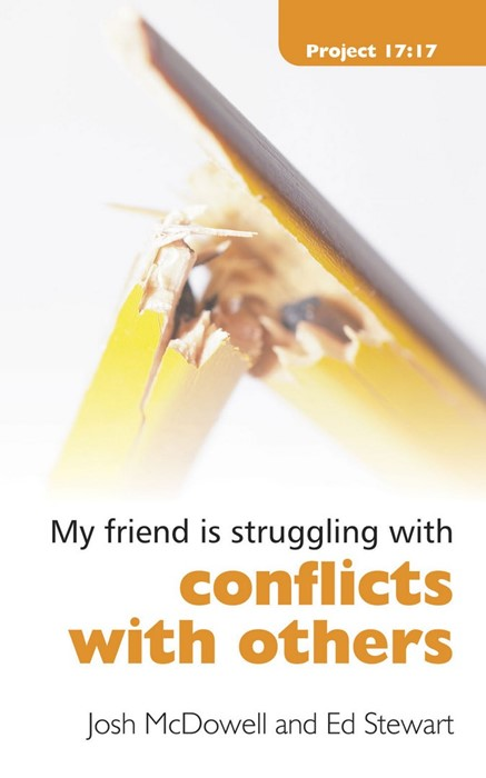 Struggling With Conflicts With Others (Paperback)