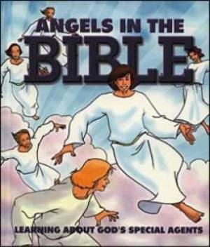 Angels In The Bible (Hard Cover)