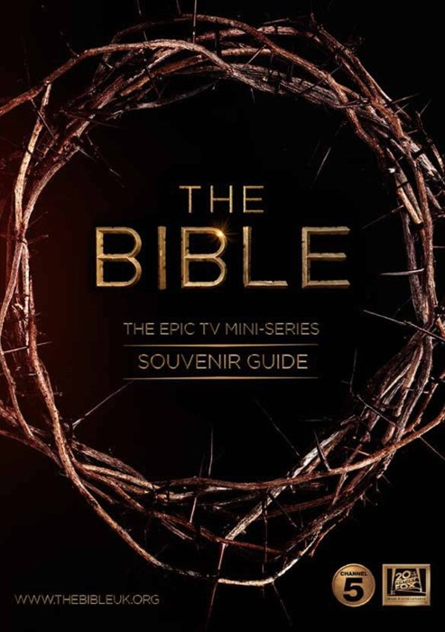 The Bible- Souvenir Guide (Paperback)