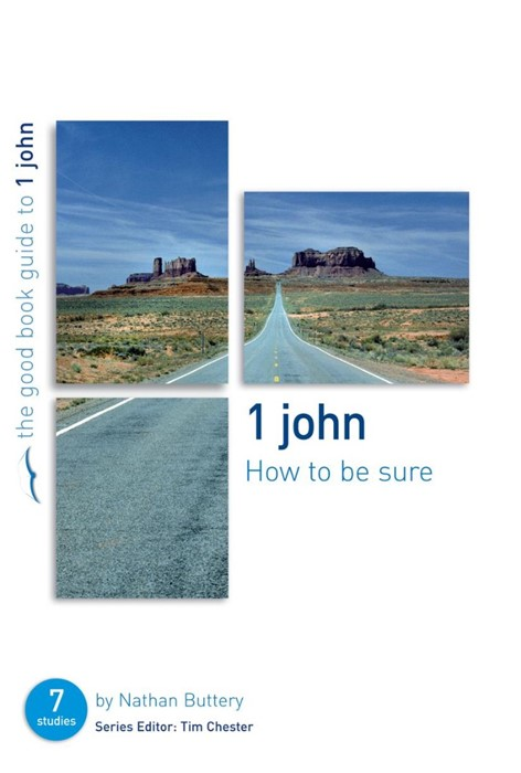 1 John: How To Be Sure (Paperback)