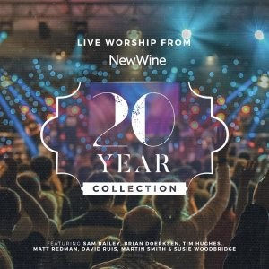 Best Of New Wine Worship: 20 Year Collection CD (CD-Audio)
