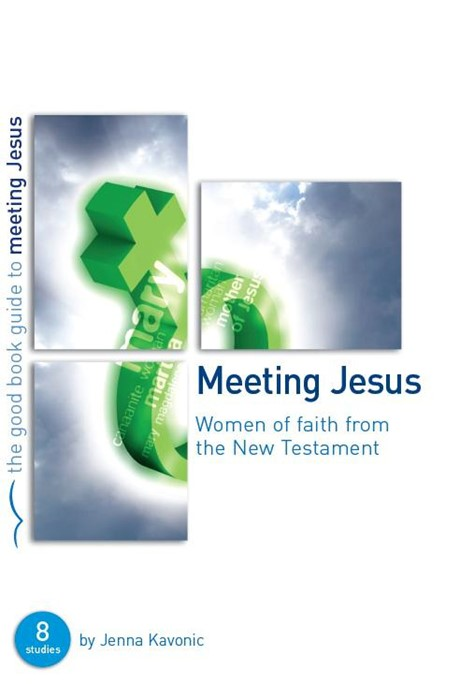 Meeting Jesus (Good Book Guide) (Paperback)