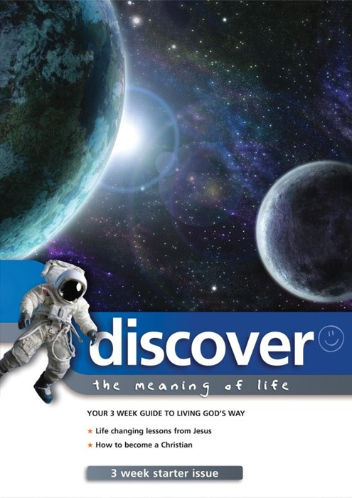 Discover: The Meaning Of Life (Paper Back)