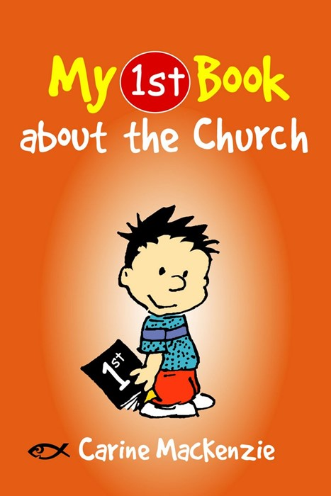 My First Book About The Church (Paperback)