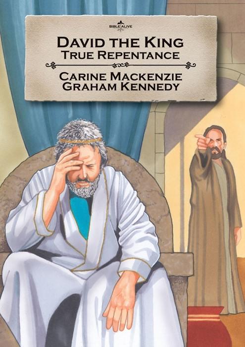 David the King (Paperback)
