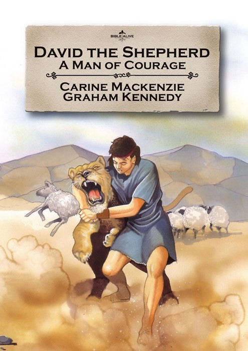 David the Shepherd (Paperback)