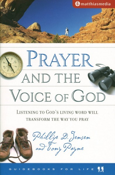 Prayer And The Voice Of God (Paperback)