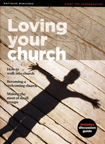 Loving Your Church (Pamphlet)