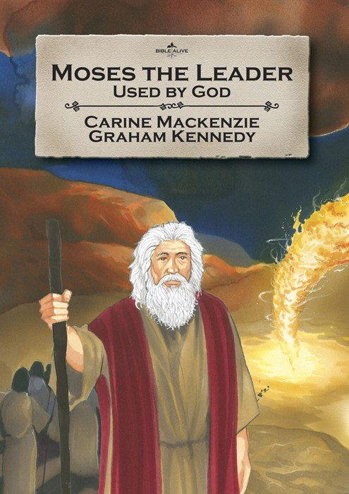 Moses the Leader (Paperback)
