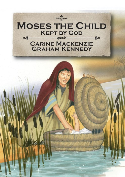 Moses the Child (Paperback)