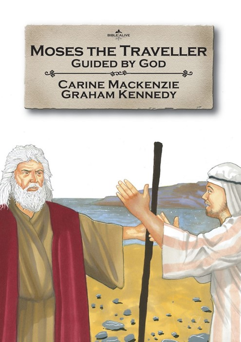 Moses the Traveller (Paperback)