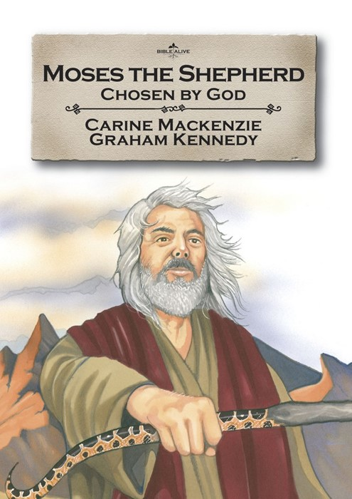 Moses the Shepherd (Paperback)