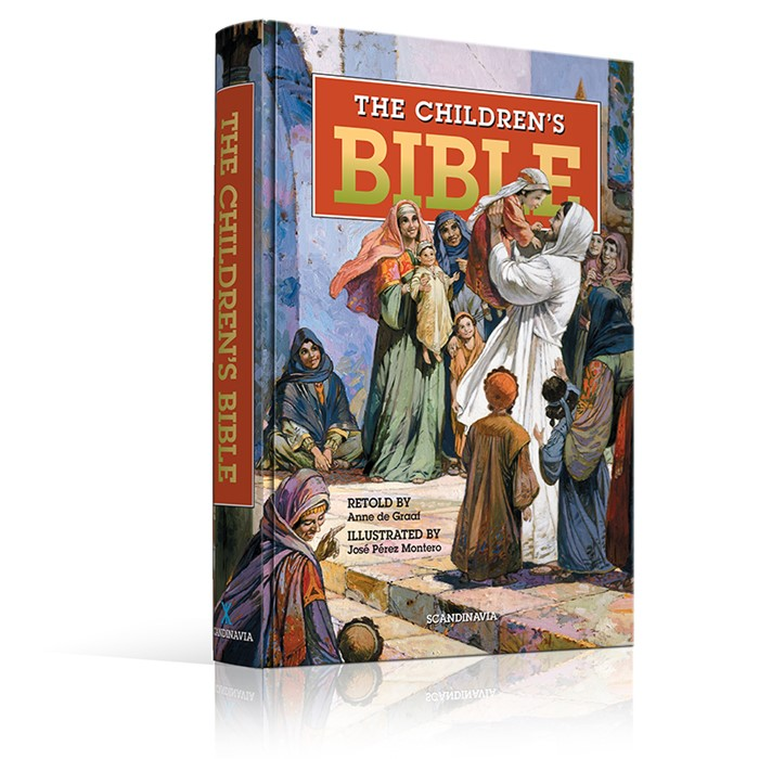 The Children's Bible Retold (Hard Cover)