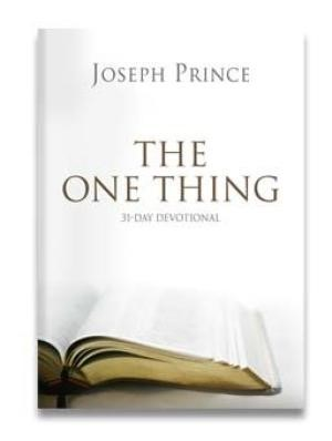 The One Thing 31 Day Devotional (Paperback)