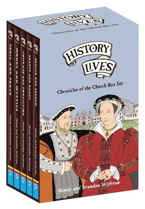 History Lives Box Set (Paperback)