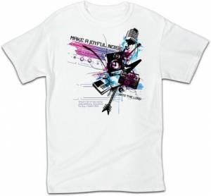 T-Shirt Joyful Noise     X-LARGE