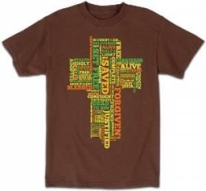 T-Shirt In Christ I Am    MEDIUM