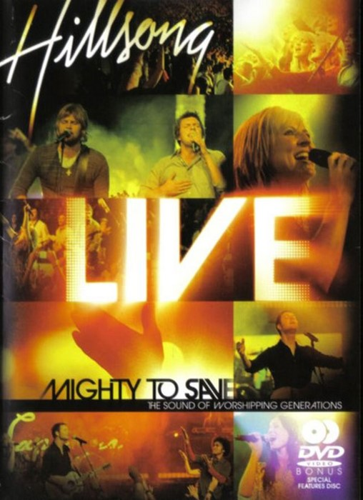 Mighty To Save Live Worship DVD (DVD)