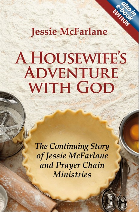 Housewife's Adventure with God, A (Paperback)