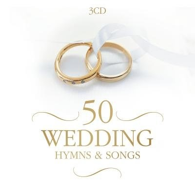 50 Wedding Hymns & Songs 3 CD's (CD- Audio)