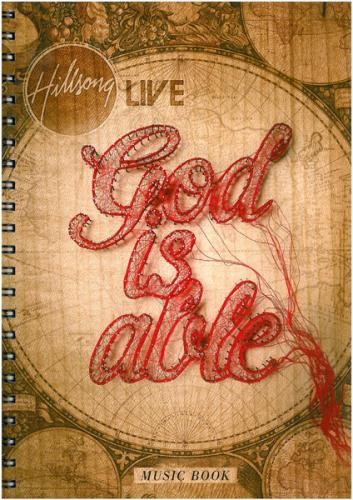 God Is Able Music Book (Spiral Bound)