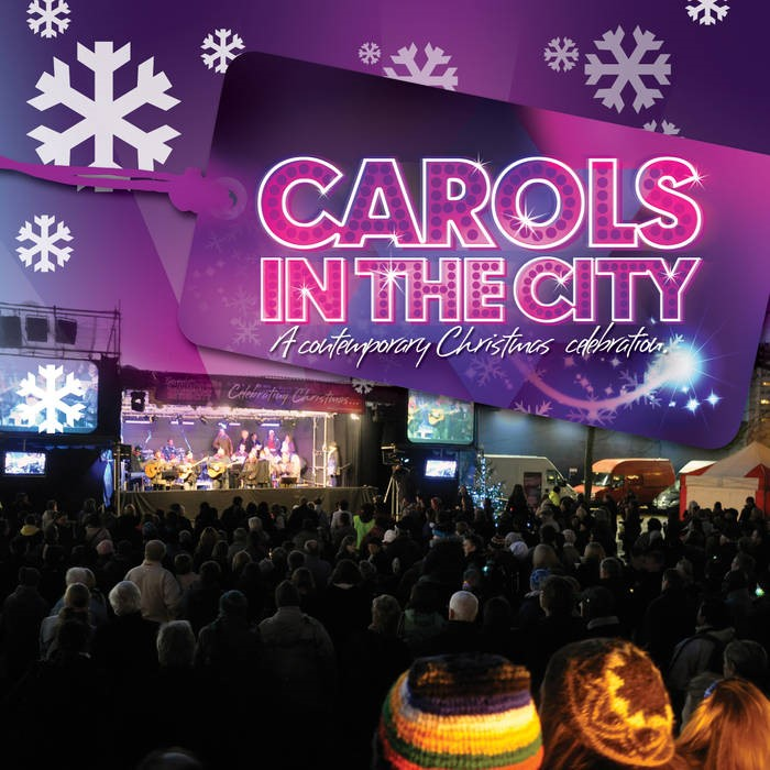 Carols in the City CD (CD-Audio)