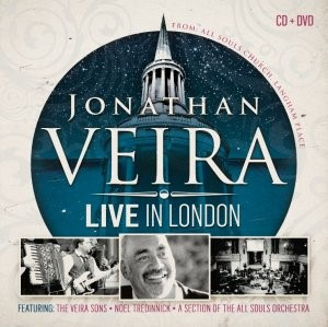Jonathan Veira Live in London CD