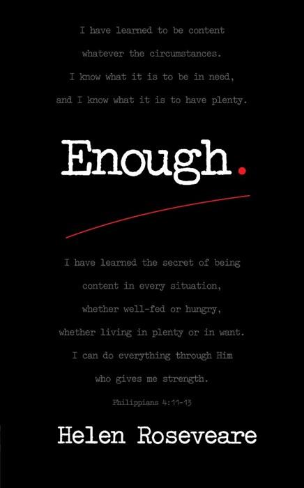 Enough (Paperback)