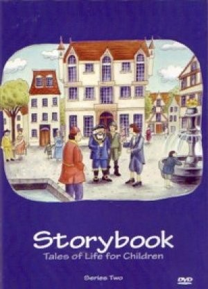 Storybook Children's Tales Series 2 (DVD)