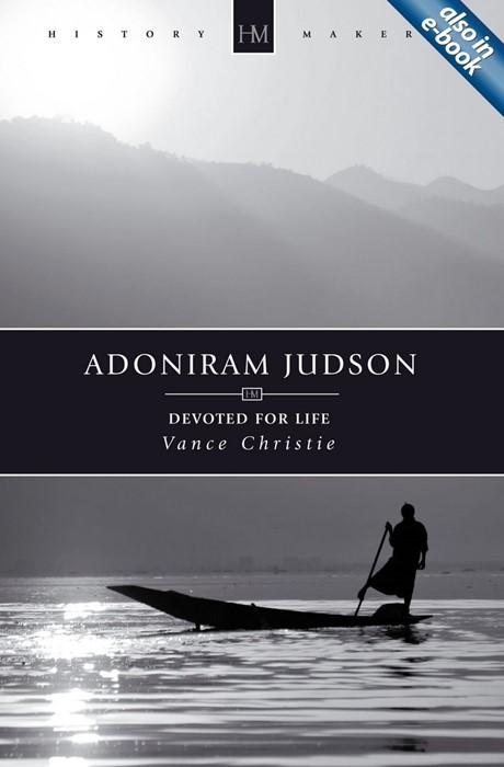 Adoniram Judson (Paperback)