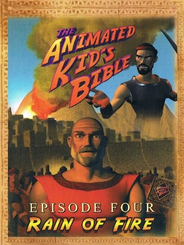 Animated Kids Bible: Episode 4 Rain Of Fire DVD (DVD)