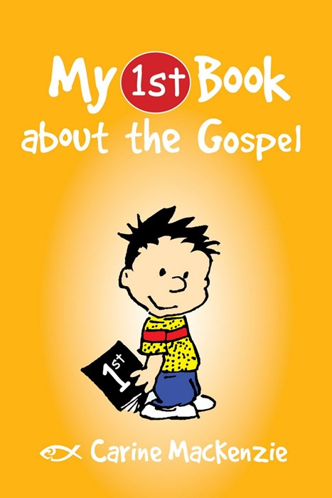 My First Book About The Gospel (Paperback)