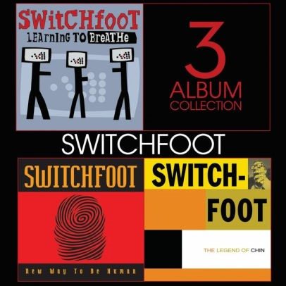 Switchfoot 3 Album Collection CD (CD-Audio)