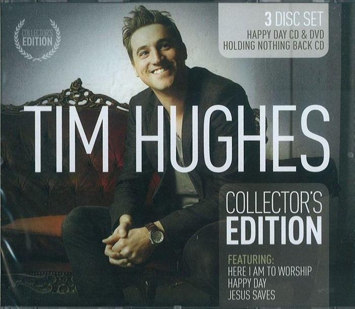 Tim Hughes Collectors Edition Box CD/DVD (DVD & CD)