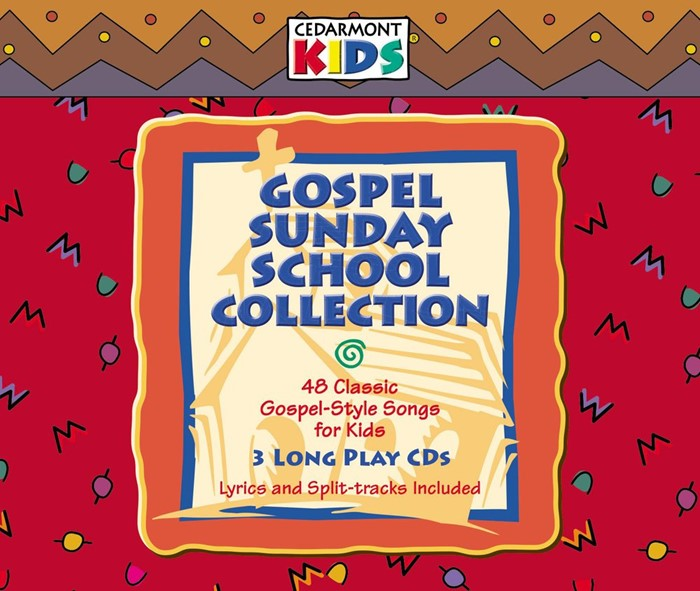 Gospel Sunday School Collection CD (CD-Audio)