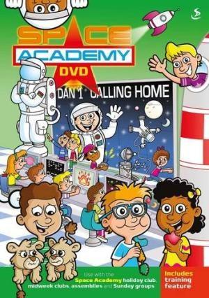 Space Academy - Holiday Club DVD (DVD)