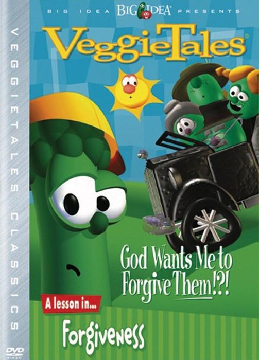 Veggie Tales: God Wants Me To Forgive DVD (DVD)