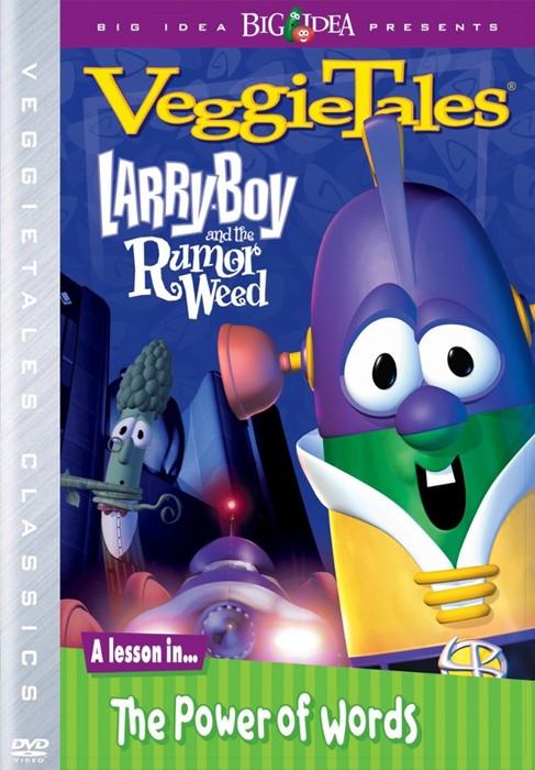 Veggie Tales: Larry-Boy & the Rumour Weed DVD (DVD)