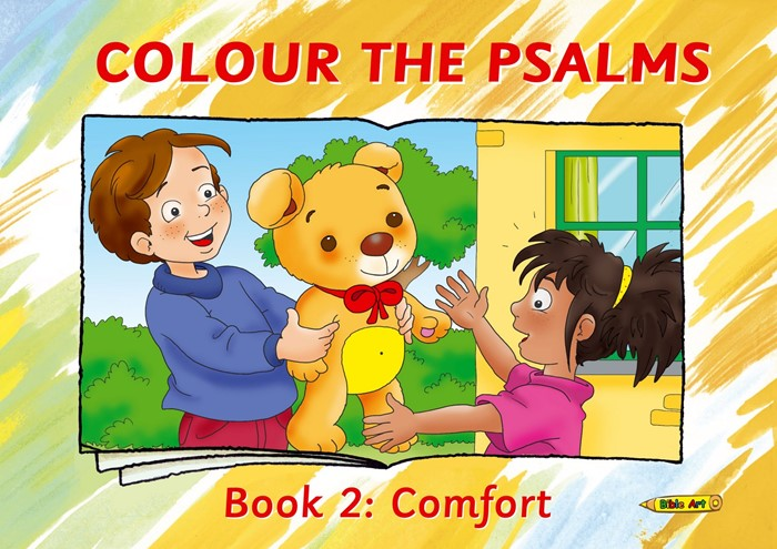 Colour The Psalms Book 2 (Paper Back)