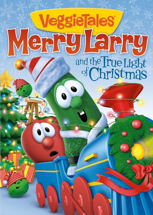 Veggie Tales: Merry Larry and the True Light of Christ DVD (DVD)