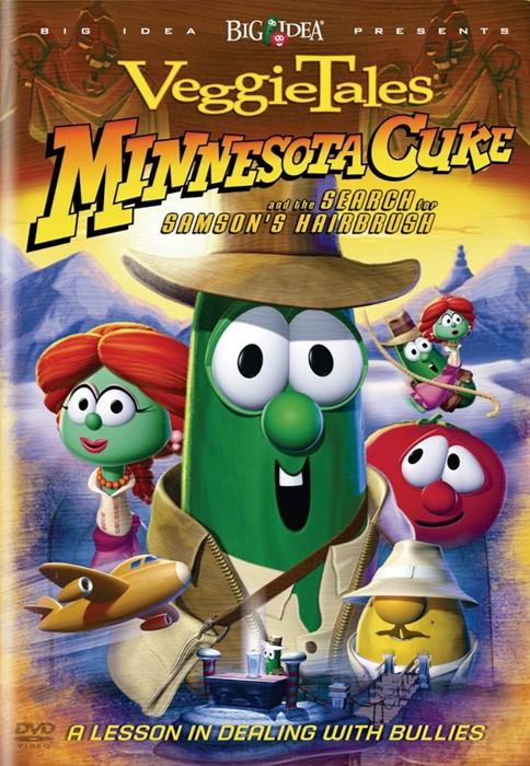 Veggie Tales: Minnesota Cuke... Samson DVD (DVD)