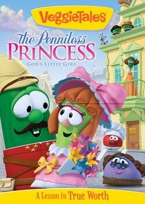 Veggie Tales: The Penniless Princess DVD (DVD)
