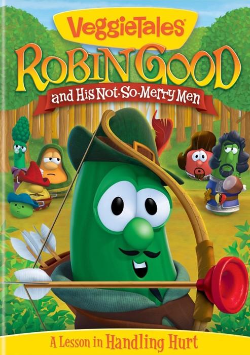 Veggie Tales: Robin Good & His Not So Merry Men DVD (DVD)