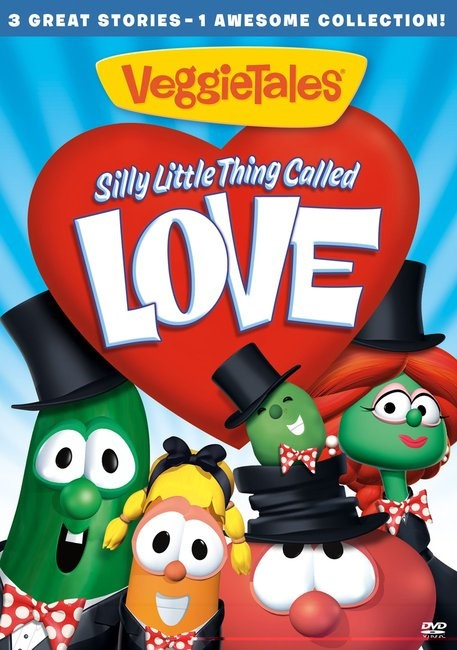 Veggie Tales: Silly Little Thing Called Love DVD (DVD)