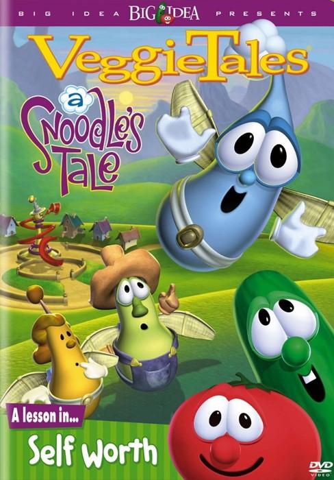 Veggie Tales: A Snoodles Tale DVD (DVD)